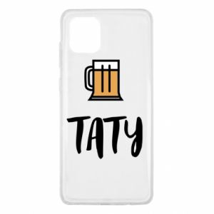 Etui na Samsung Note 10 Lite Tata i piwo