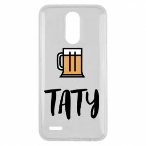 Etui na Lg K10 2017 Tata i piwo