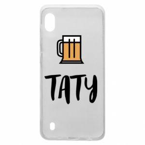 Etui na Samsung A10 Tata i piwo