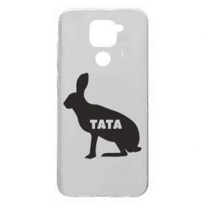 Etui na Xiaomi Redmi Note 9/Redmi 10X Tata - królik