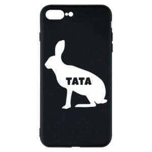 Etui na iPhone 8 Plus Tata - królik
