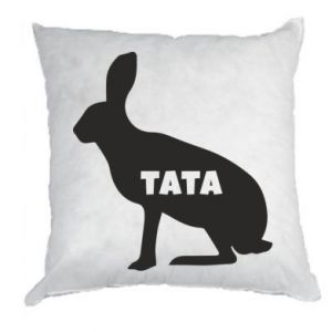Poduszka Tata - królik