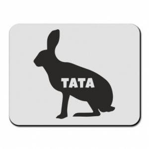 Podkładka pod mysz Tata - królik