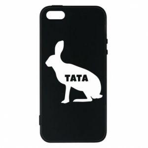 Etui na iPhone 5/5S/SE Tata - królik