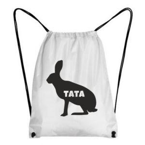 Plecak-worek Tata - królik