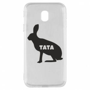 Etui na Samsung J3 2017 Tata - królik