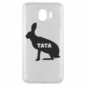 Etui na Samsung J4 Tata - królik