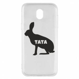 Etui na Samsung J5 2017 Tata - królik