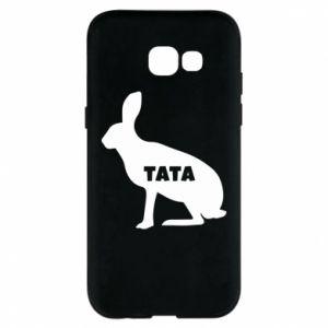 Etui na Samsung A5 2017 Tata - królik