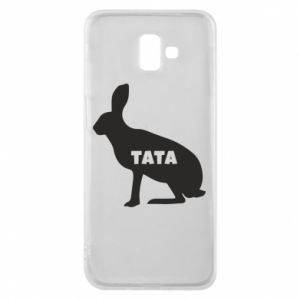 Etui na Samsung J6 Plus 2018 Tata - królik