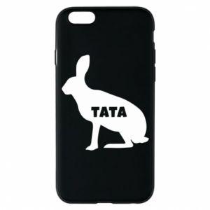 Etui na iPhone 6/6S Tata - królik