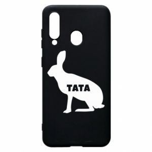 Etui na Samsung A60 Tata - królik
