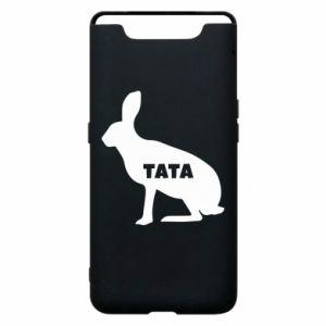 Etui na Samsung A80 Tata - królik