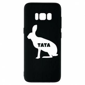 Etui na Samsung S8 Tata - królik