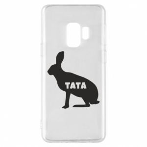 Etui na Samsung S9 Tata - królik