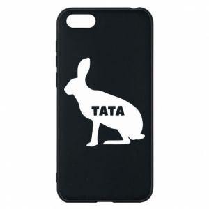 Etui na Huawei Y5 2018 Tata - królik