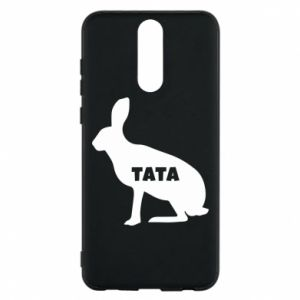Etui na Huawei Mate 10 Lite Tata - królik