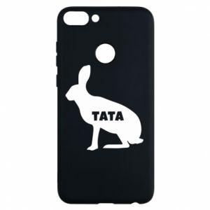 Etui na Huawei P Smart Tata - królik