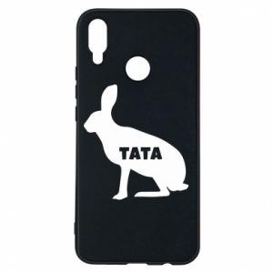 Etui na Huawei P Smart Plus Tata - królik