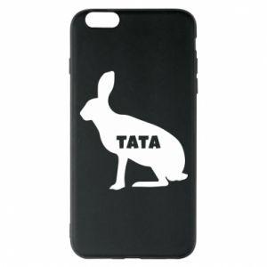 Etui na iPhone 6 Plus/6S Plus Tata - królik
