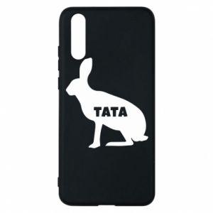 Etui na Huawei P20 Tata - królik