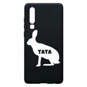Etui na Huawei P30 Tata - królik