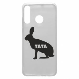 Etui na Huawei P30 Lite Tata - królik