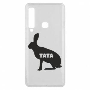 Etui na Samsung A9 2018 Tata - królik