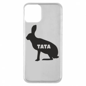 Etui na iPhone 11 Tata - królik