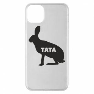 Etui na iPhone 11 Pro Max Tata - królik