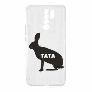 Etui na Xiaomi Redmi 9 Tata - królik