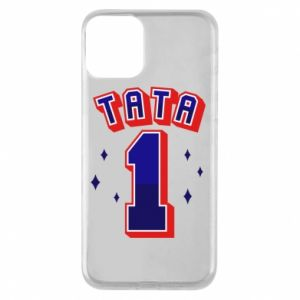 Phone case for iPhone 11 Father number 1 V2