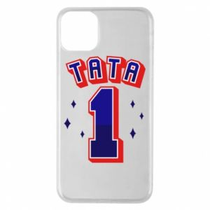 Phone case for iPhone 11 Pro Max Father number 1 V2