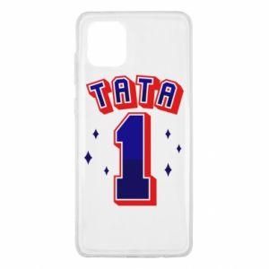 Etui na Samsung Note 10 Lite Tata numer 1 V2