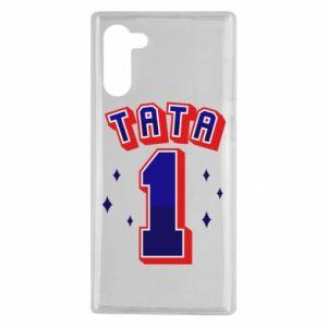 Etui na Samsung Note 10 Tata numer 1 V2
