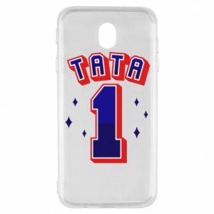 Etui na Samsung J7 2017 Tata numer 1 V2