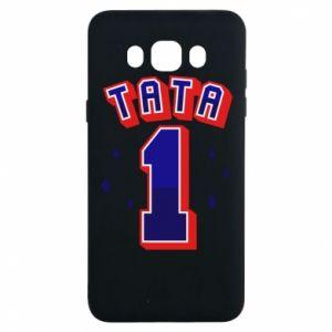 Etui na Samsung J7 2016 Tata numer 1 V2