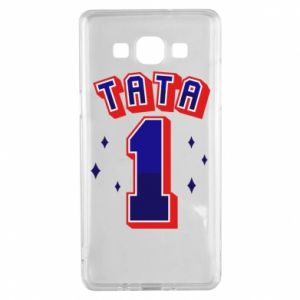 Etui na Samsung A5 2015 Tata numer 1 V2