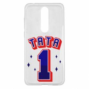 Etui na Nokia 5.1 Plus Tata numer 1 V2