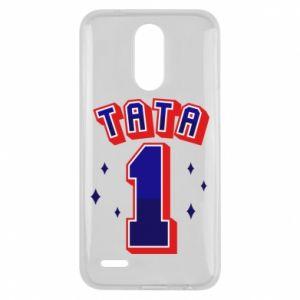 Etui na Lg K10 2017 Tata numer 1 V2