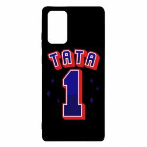 Etui na Samsung Note 20 Tata numer 1 V2