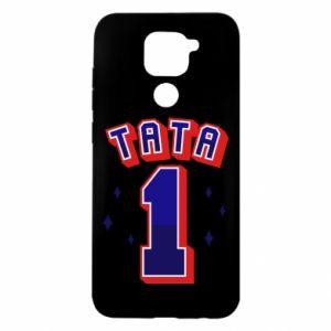 Etui na Xiaomi Redmi Note 9/Redmi 10X Tata numer 1 V2