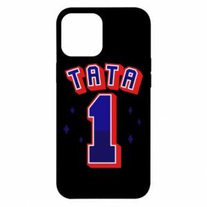 Etui na iPhone 12 Pro Max Tata numer 1 V2