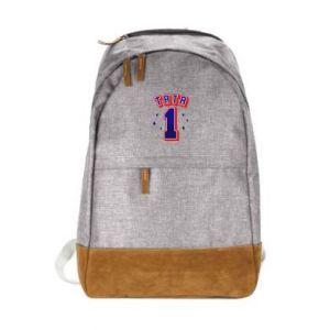 Urban backpack Father number 1 V2