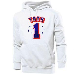 Men's hoodie Father number 1 V2