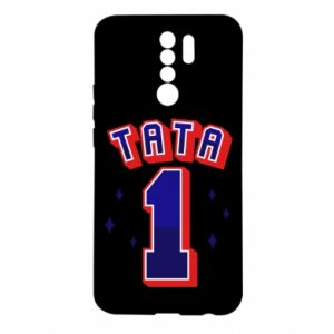 Etui na Xiaomi Redmi 9 Tata numer 1 V2