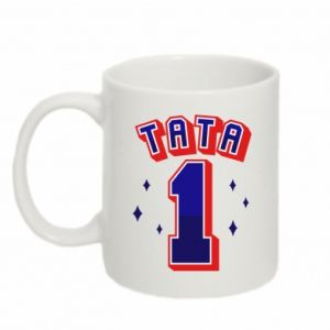 Mug 330ml Father number 1 V2