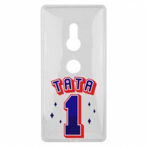 Etui na Sony Xperia XZ2 Tata numer 1 V2