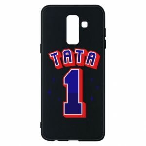 Phone case for Samsung A6+ 2018 Father number 1 V2