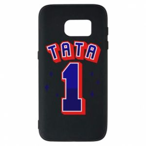 Phone case for Samsung S7 Father number 1 V2